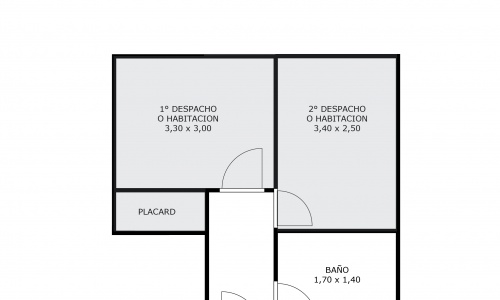 Sarmiento 1586, San Nicolas, 3 Ambientes Ambientes,1 BañoBaños,Oficina,Venta,Sarmiento 1586, San Nicolas,1,1032