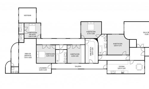 Salta 1039, Constitución, 5 Habitaciones Habitaciones, 6 Ambientes Ambientes,3 BañosBaños,Departamento,Venta,Salta 1039, Constitución,1,1088